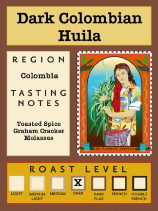 Dark Colombian Huila