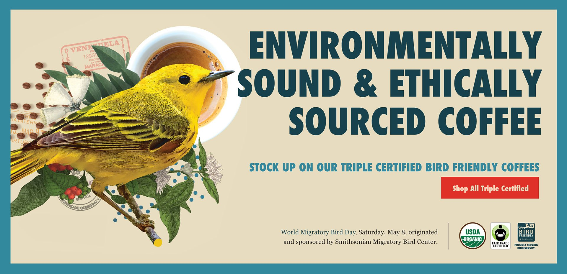 Environmentally Sound and Ethically Sourced Coffee